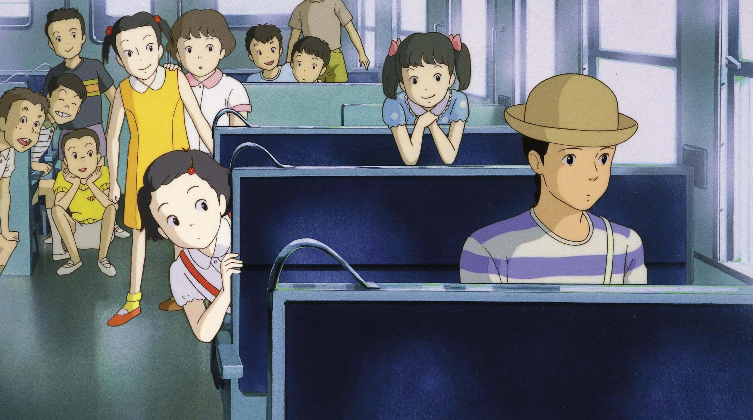 Studio Ghibli står bak flere av filmhistoriens vakreste animasjonsfilmer, og den fantastiske ONLY YESTERDAY vises hos oss i september.