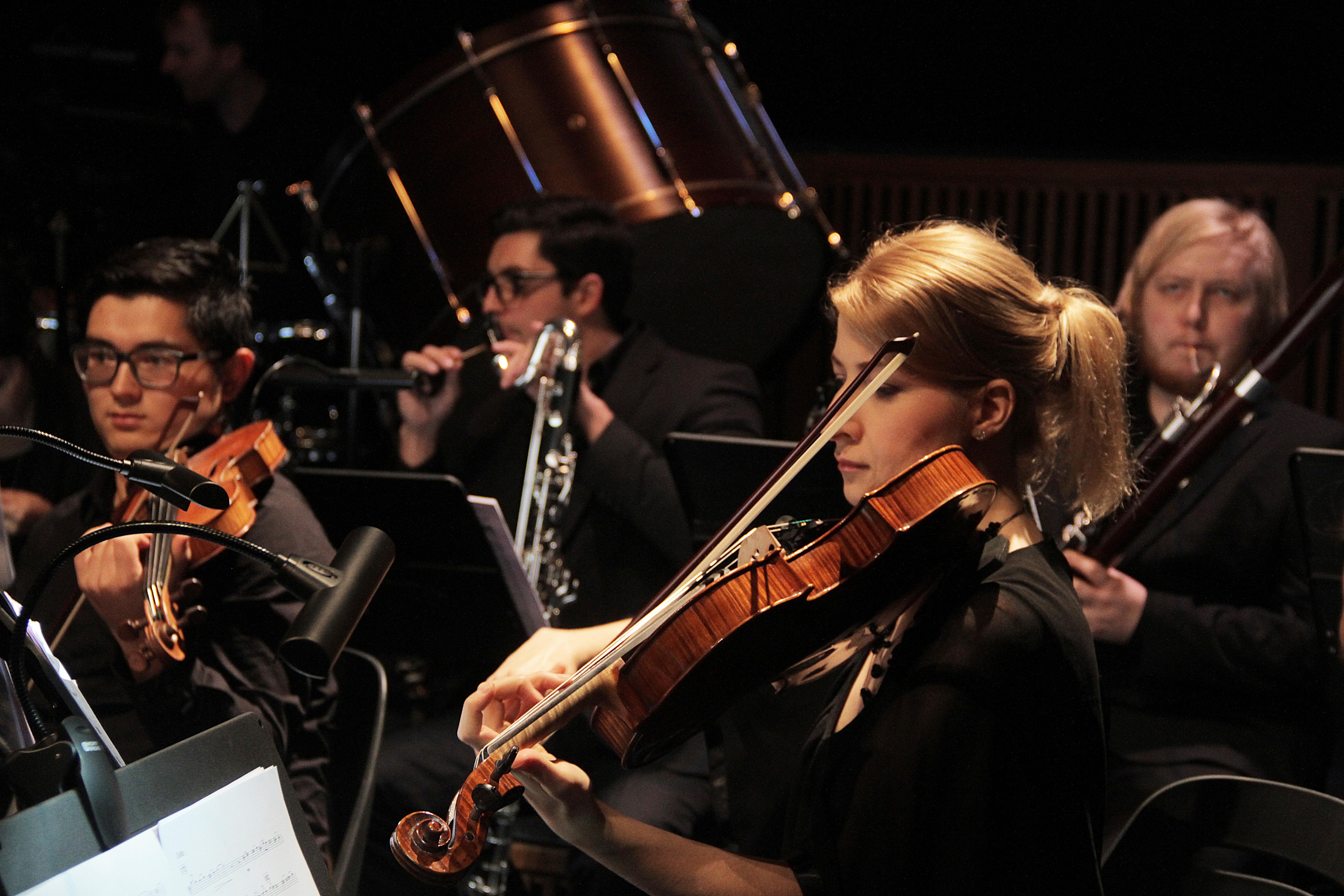 Nordnorsk opera- og symfoniorkester. Photo: Mohamed Jabaly