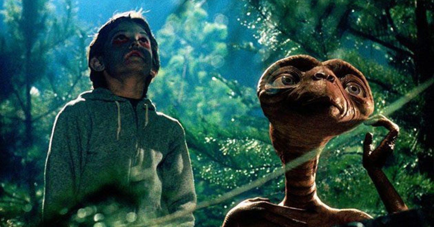 E.T. - Gjesten fra verdensrommet