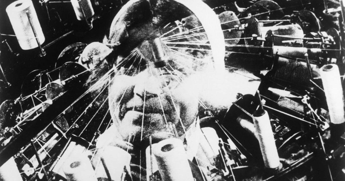 SILENT FILM DISCO: MANNEN MED FILMKAMERAET / LIVE: JASON SINGH (UK)