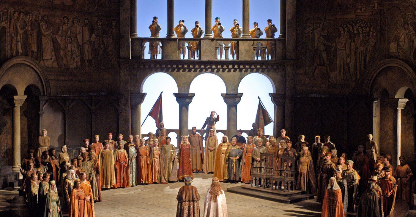 Opera fra The Met: Tannhäuser av Wagner
