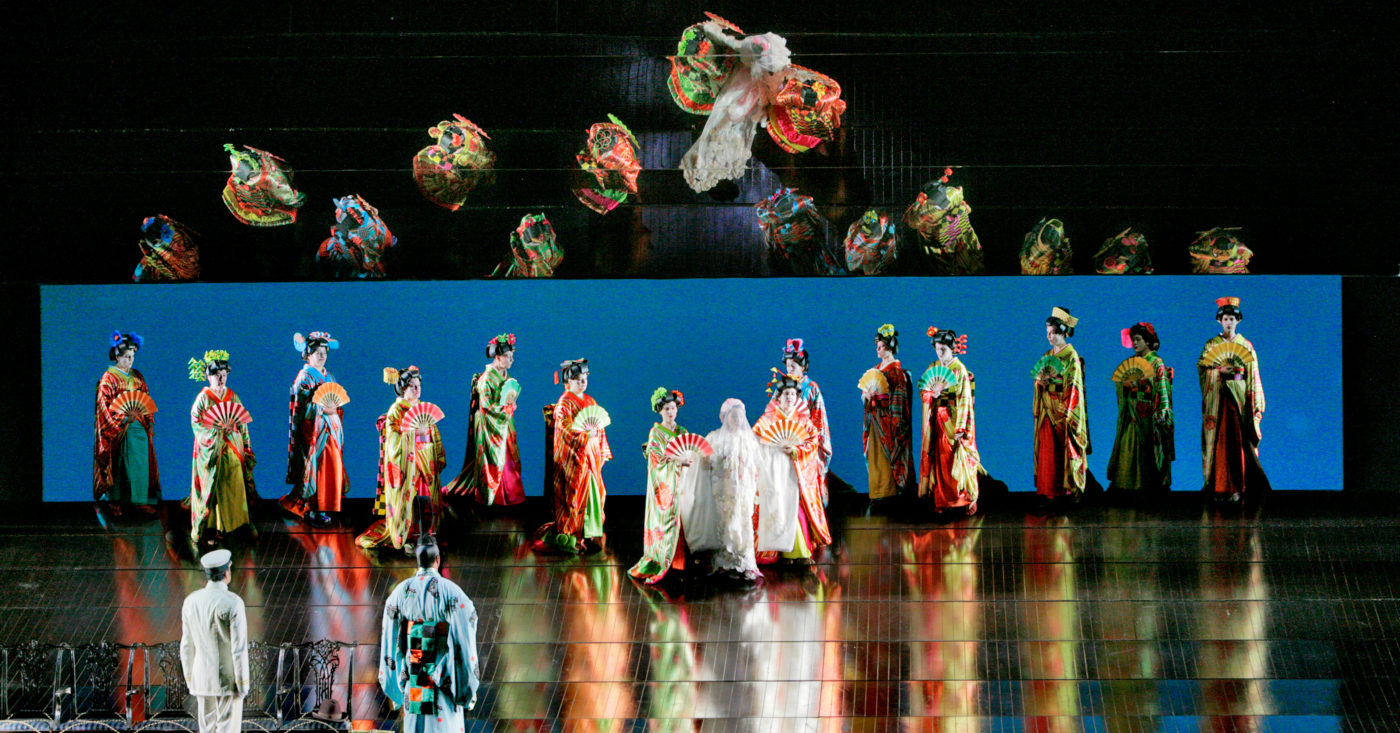 Opera fra The Met: Madama Butterfly av Puccini