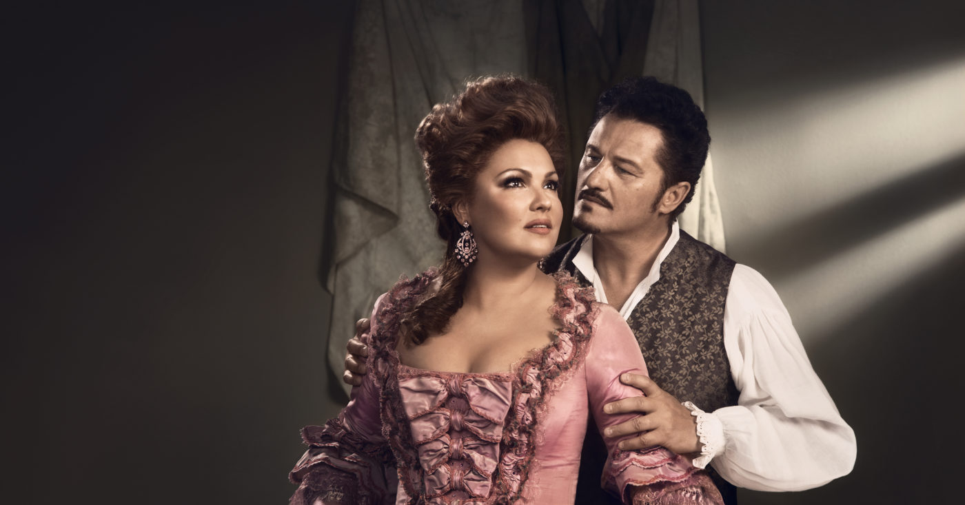 Opera fra The Met: Adriana Lecouvreur av Cilea