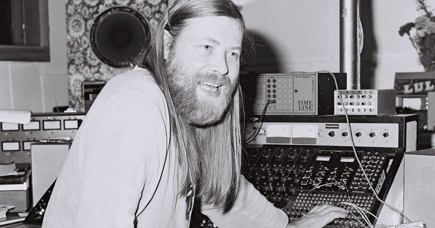 Insomnia Festival: Conny Plank - The Potential of Noise