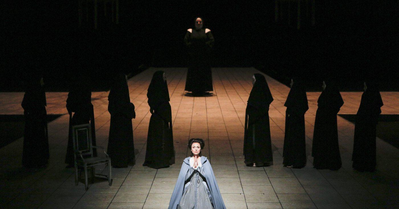 Opera fra The Met: Dialogues des Carmélites av Poulenc