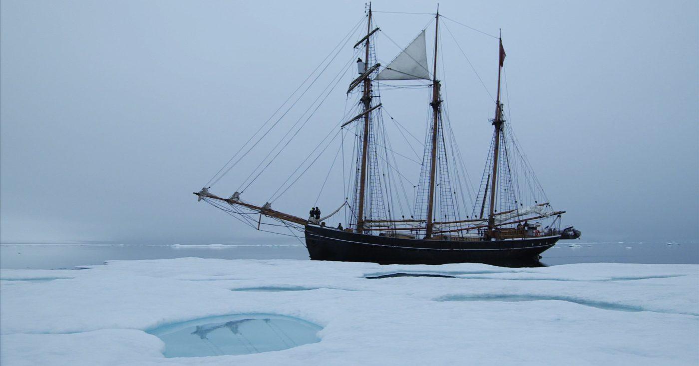 Polart vin og viten: Ekspedisjonen til verdens ende