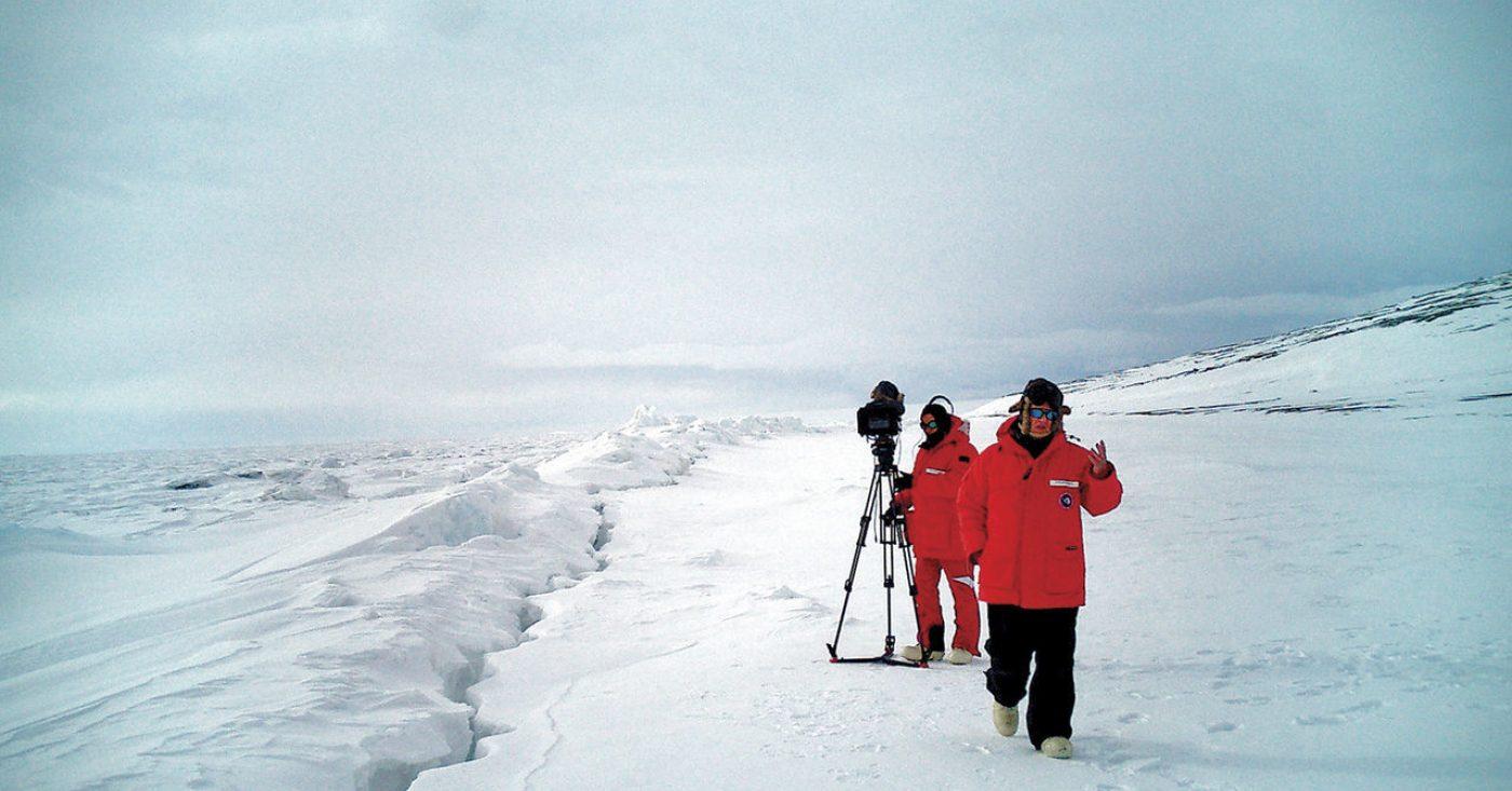 Polart Vin og Viten: Encounters at the End of the World