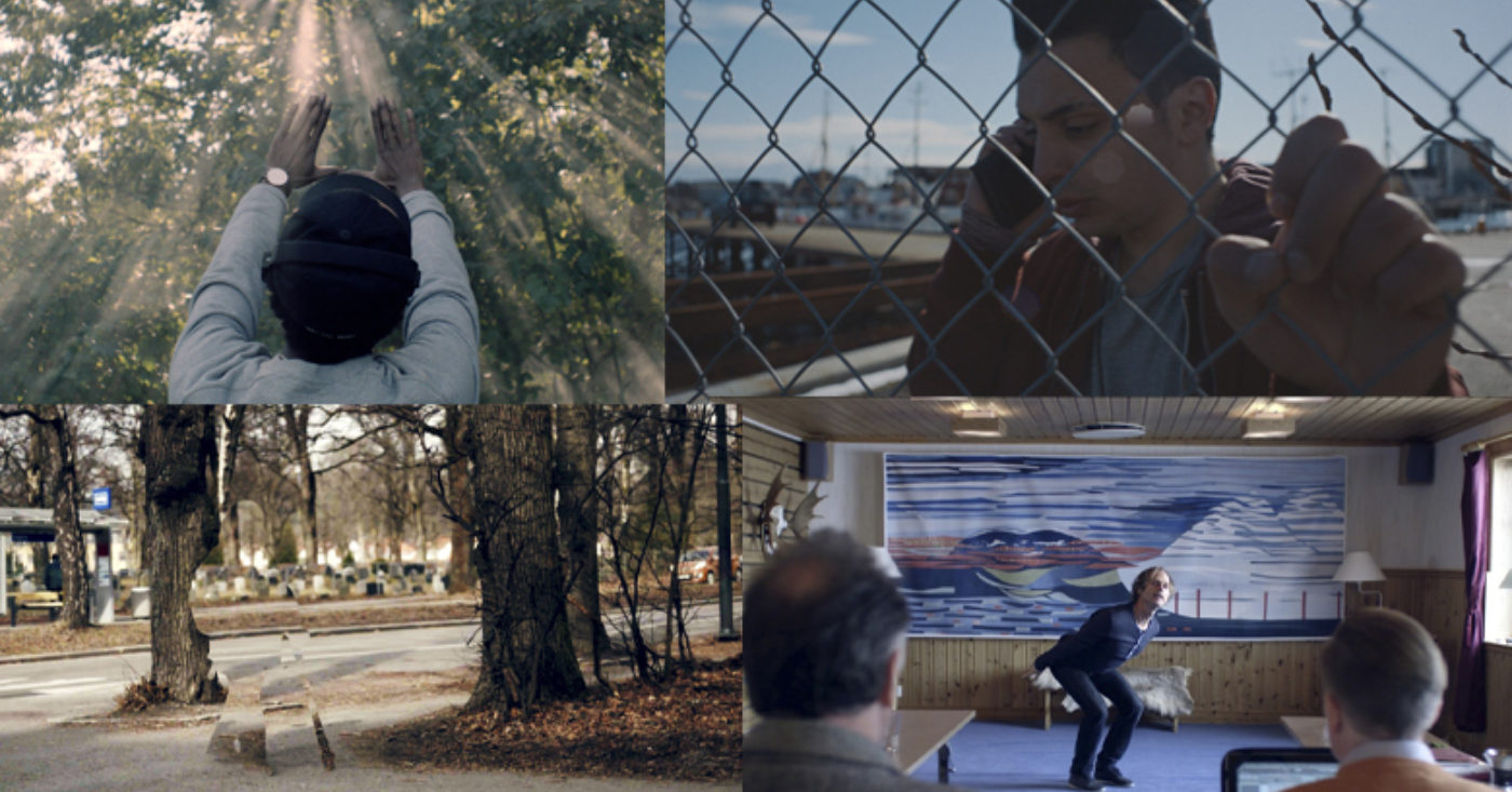 FILMS FROM THE NORTH: CROSSING THE LINE