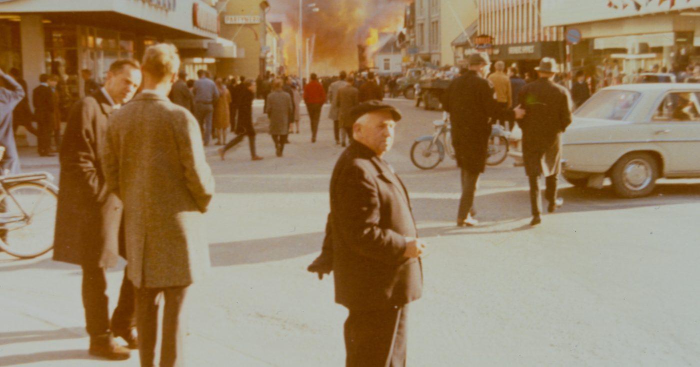 IRAN MAYEN: TROMSØ BRENNER (UTSOLGT!)
