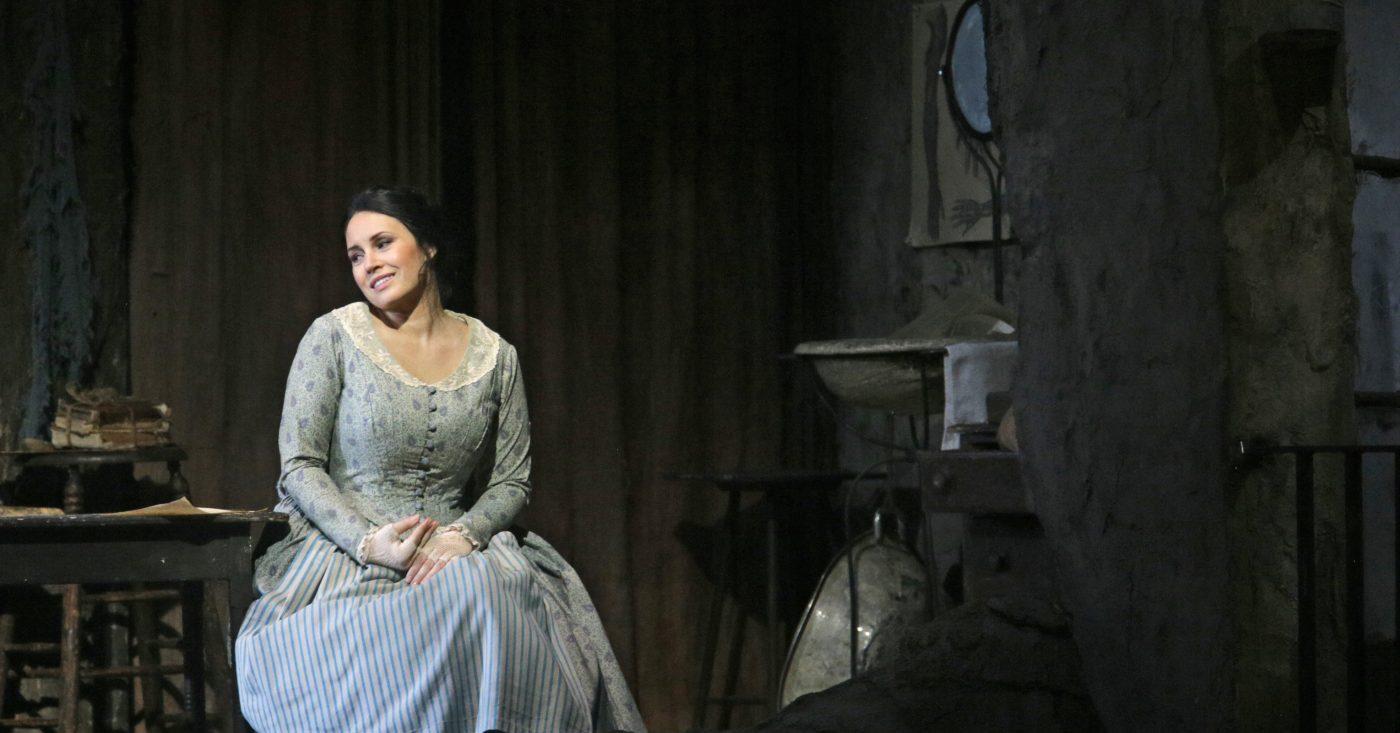 Opera fra The Met: La Bohéme av Puccini
