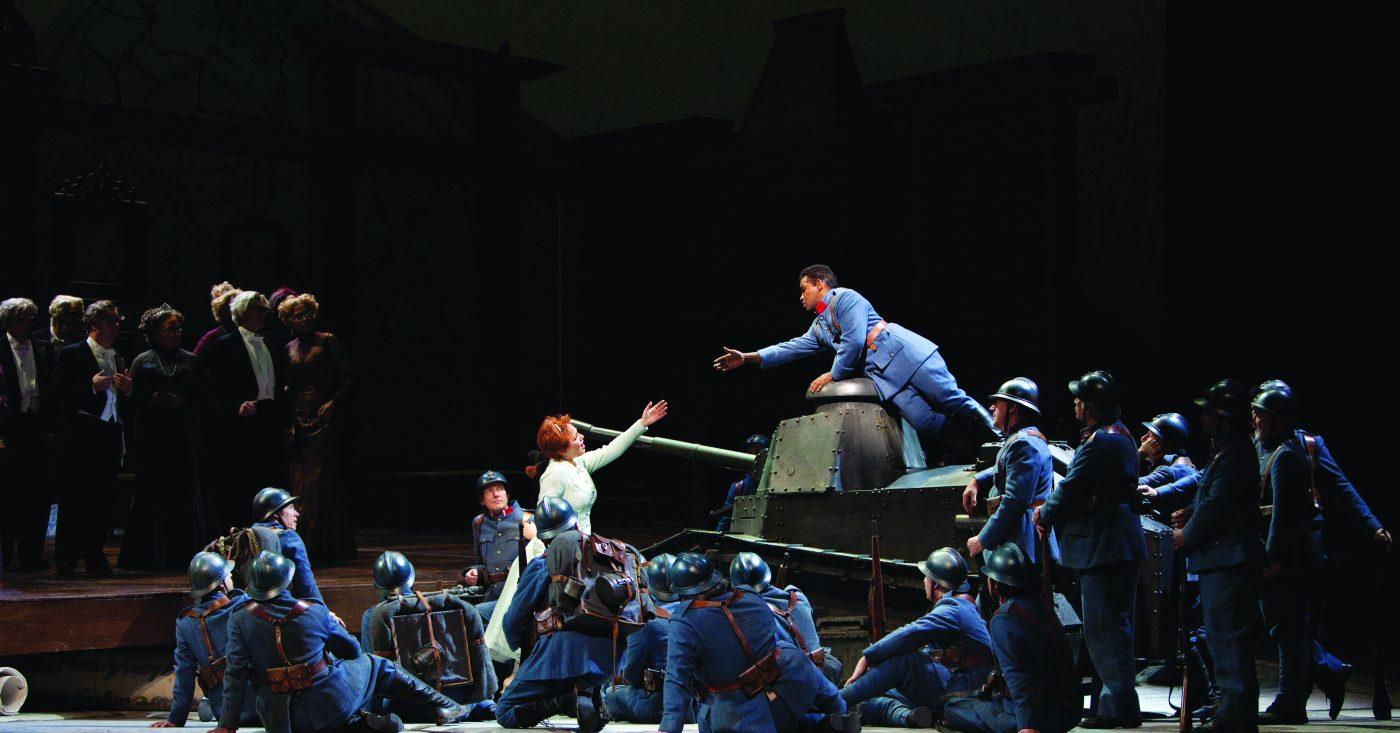 Opera fra The Met: La Fille du Régiment av Donizetti