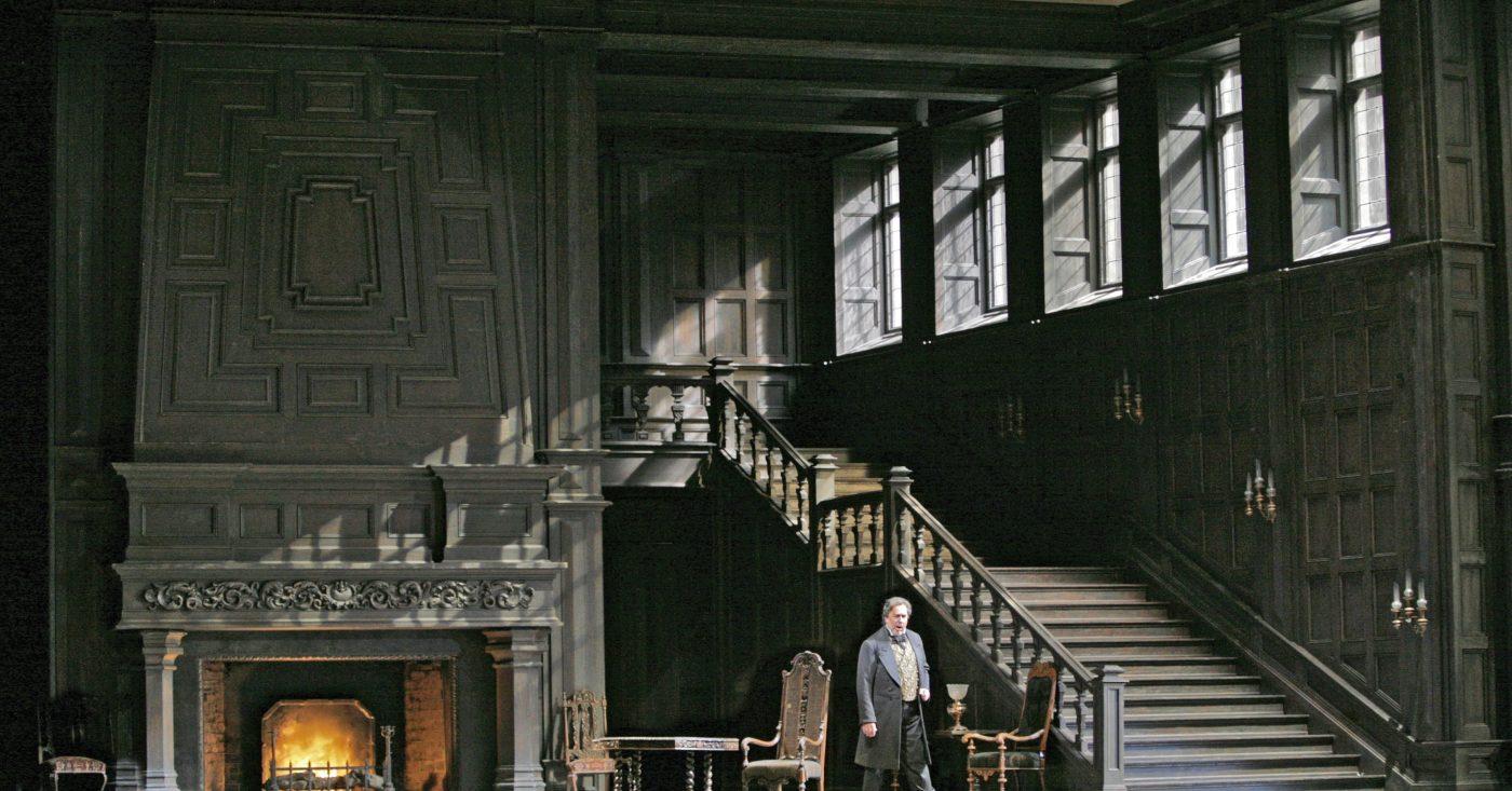 Opera fra The Met: Luisa Miller av Verdi