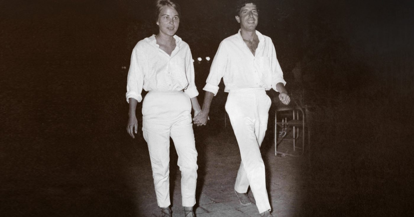 Førpremiere: MARIANNE & LEONARD: WORDS OF LOVE