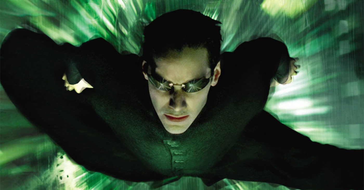 THE MATRIX REVOLUTIONS [35mm]