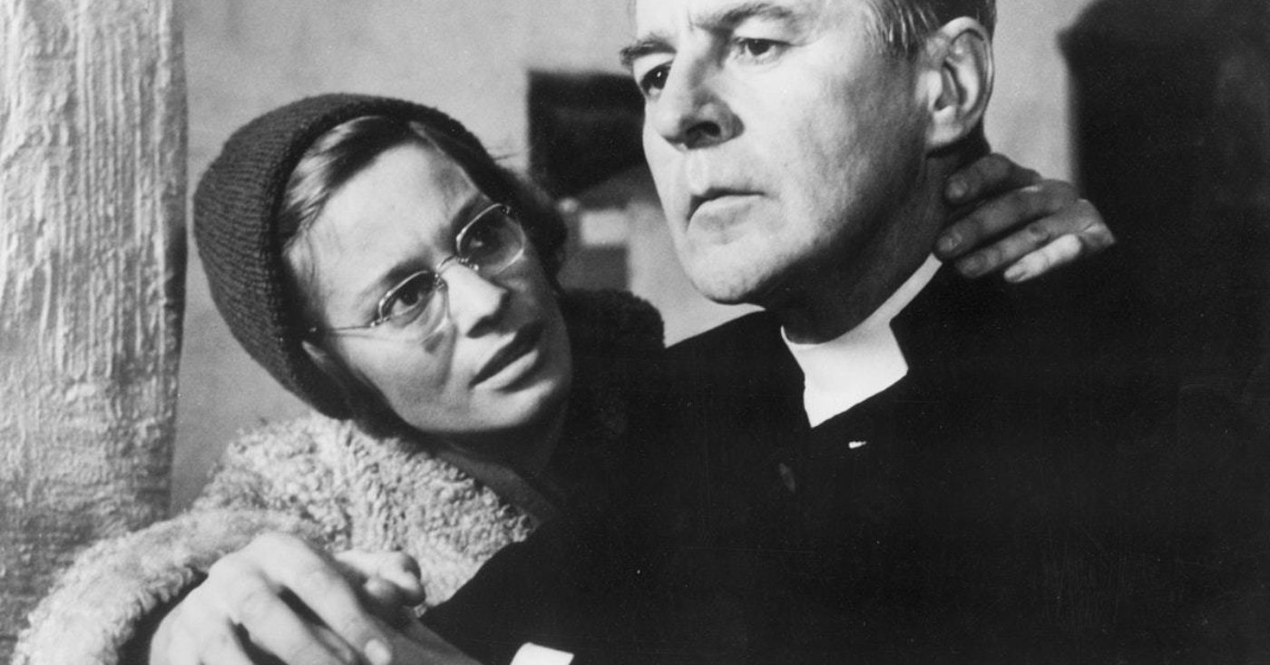 Ingmar Bergman 100 år: Nattverdsgjestene