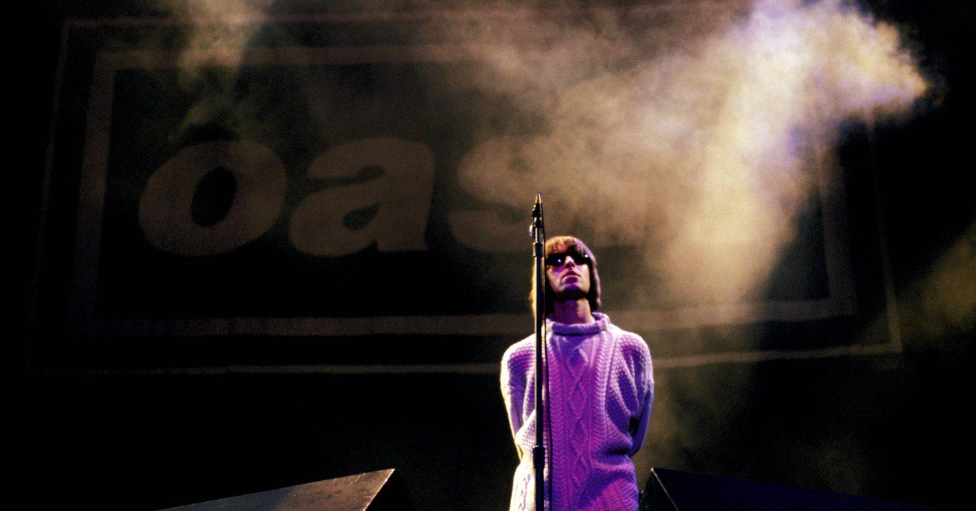 Musikk på kino: Oasis Knebworth 1996