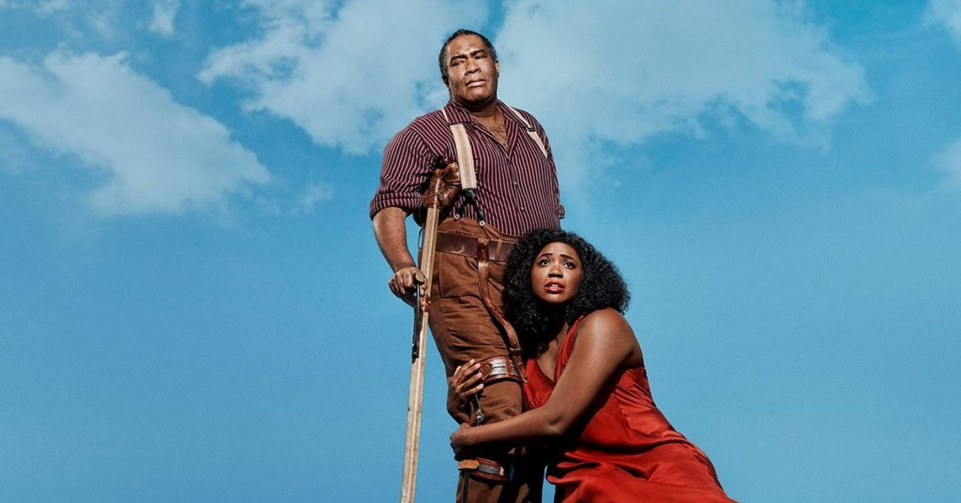 Opera fra The Met: PORGY AND BESS av Gershwins