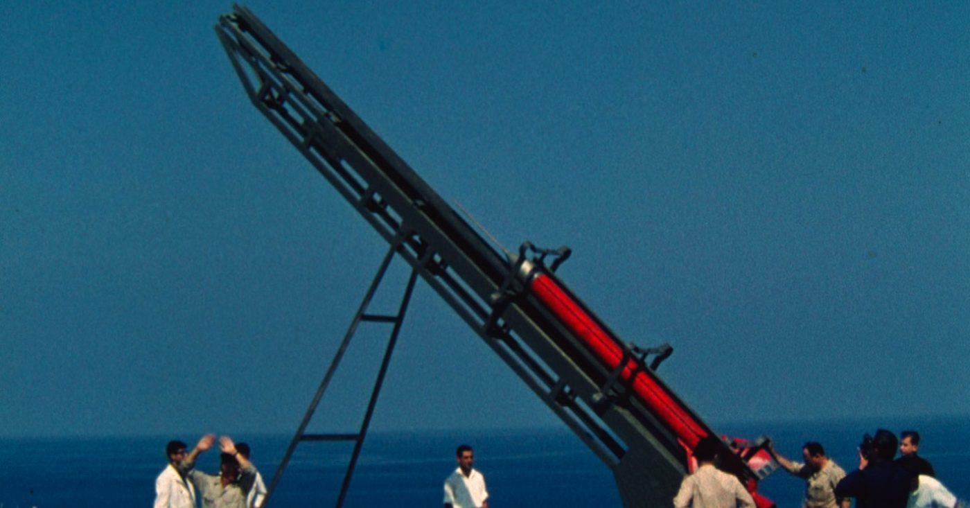 All Borders Are Temporary: The Lebanese Rocket Society