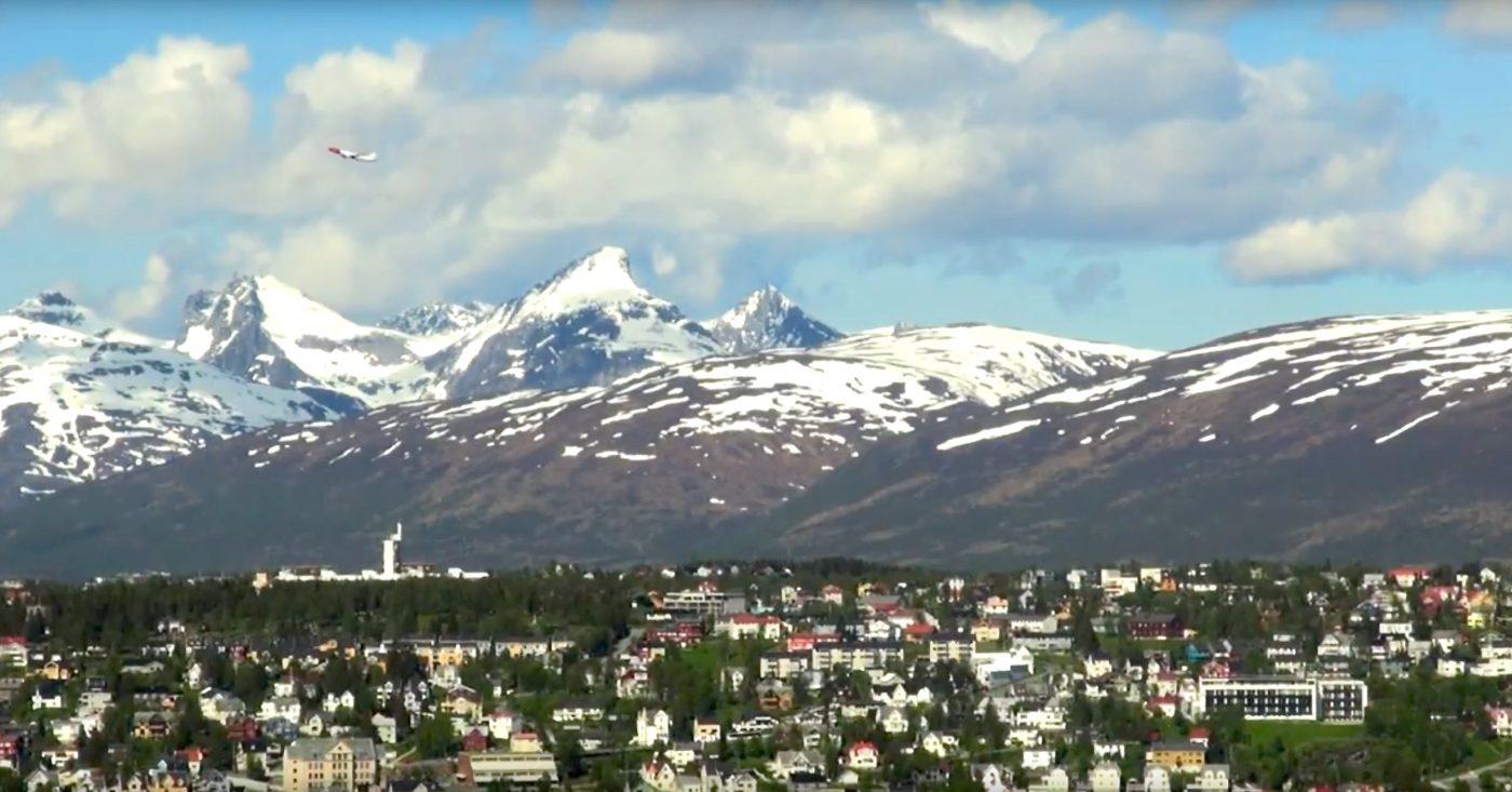 UiT 50 år: Det internasjonale Tromsø