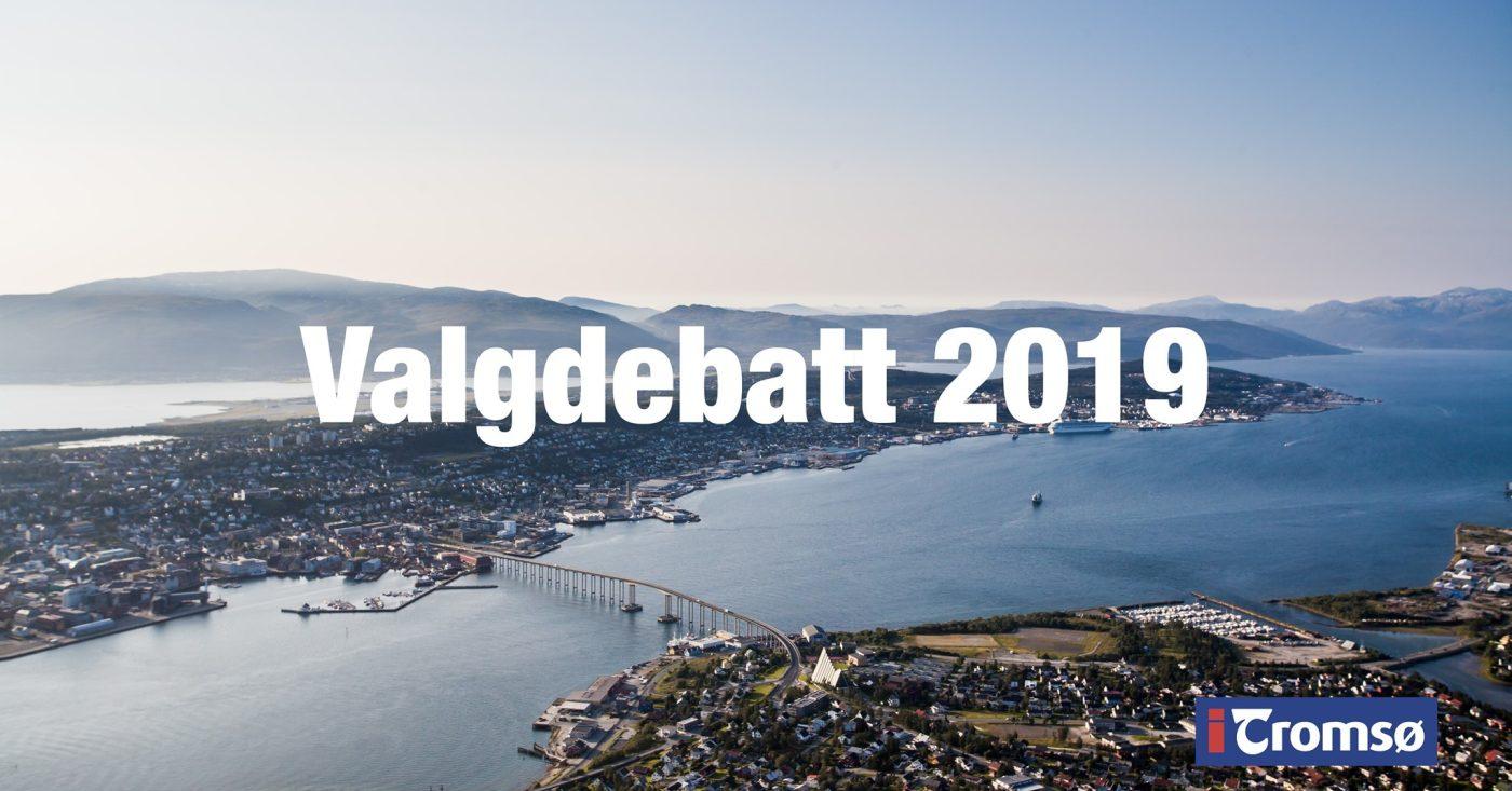 iTromsøs valgdebatt 2019