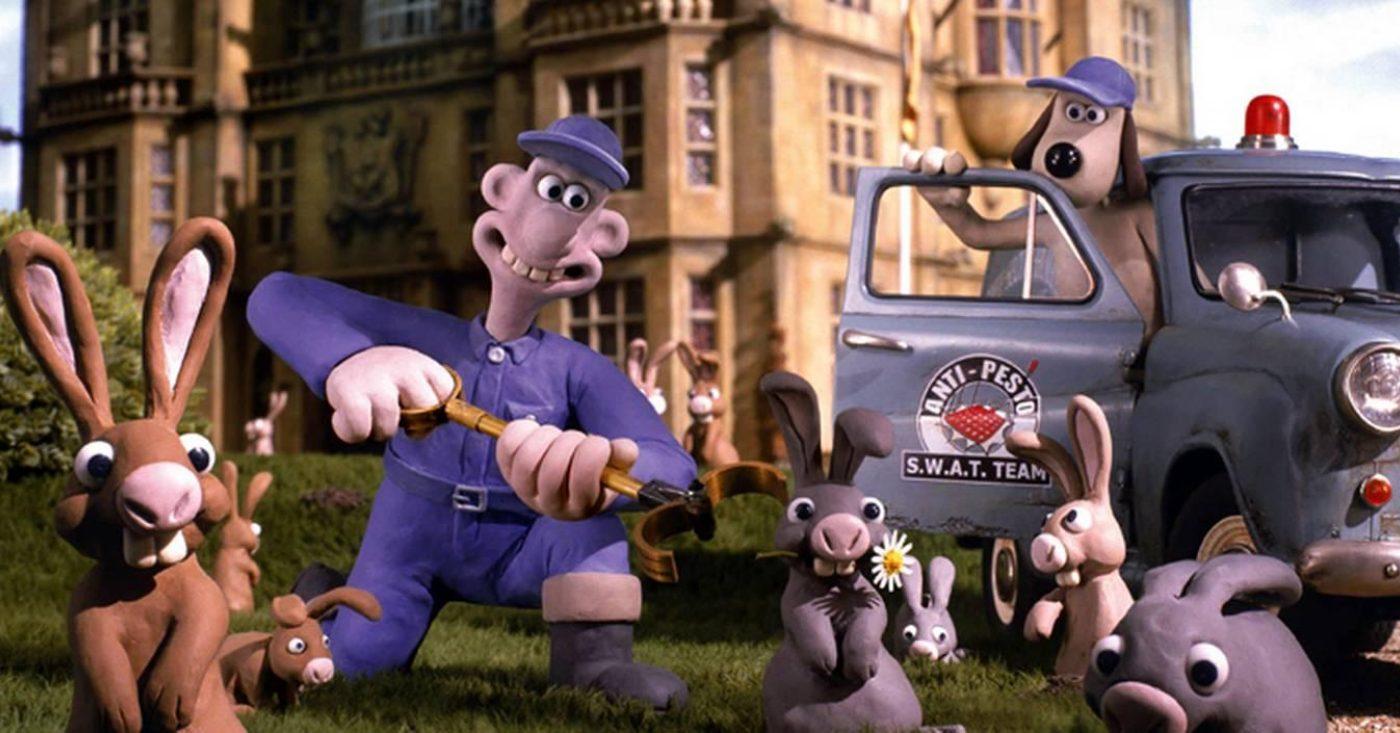 Wallace og Gromit – varulvkaninens forbannelse