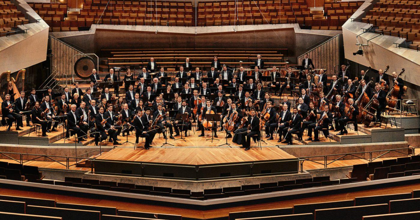 Direkteoverført nyttårskonsert med Berlinerfilharmonien