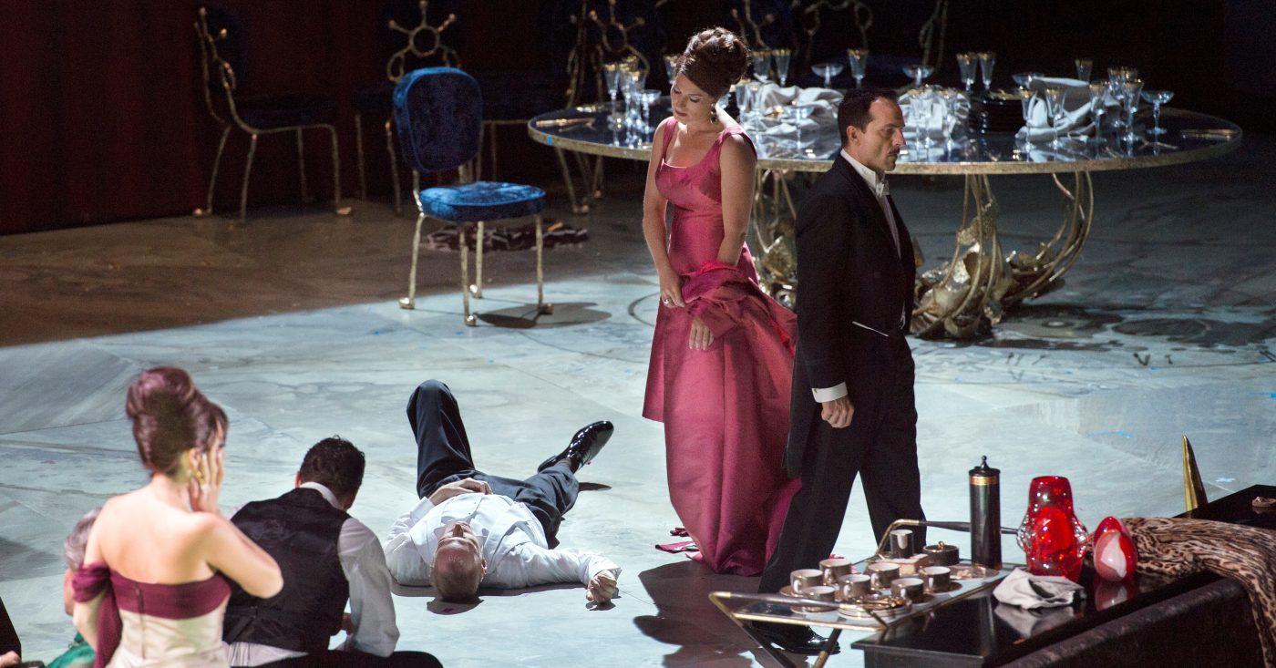 Opera fra The Met: The Exterminating Angel av Adès