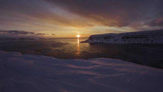 NATURVITENSKAPELIG FILMKVELD: ICE ON FIRE