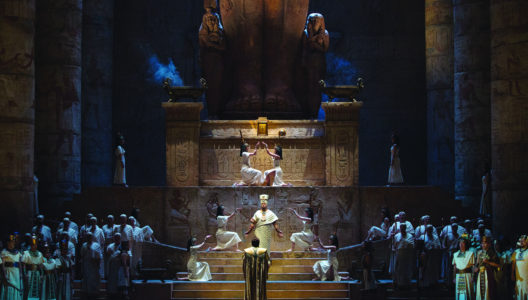 Opera fra The Met: Aida av Verdi