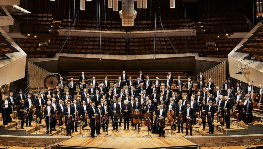 Direkteoverført nyttårskonsert med Berlinerfilharmonikerne