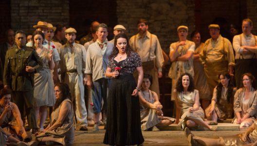 Opera fra The Met: Carmen av Bizet