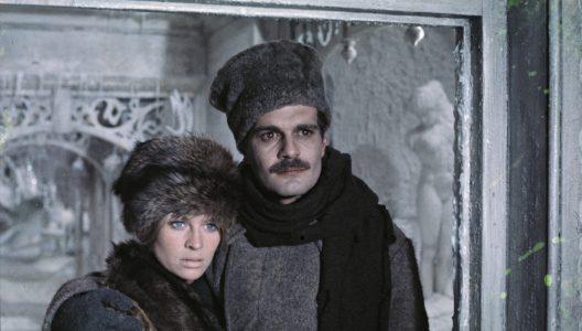 Russisk revolusjon: Doctor Zhivago