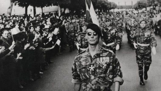 Kampen om Algerie