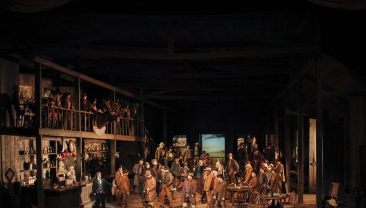 Opera fra The Met: La Fanciulla del West av Puccini