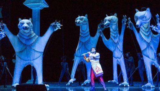 Opera fra The Met: THE MAGIC FLUTE av Mozart