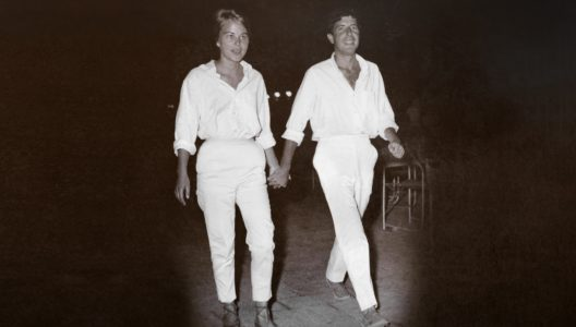 Førpremiere: MARIANNE & LEONARD: WORDS OF LOVE (UTSOLGT!)
