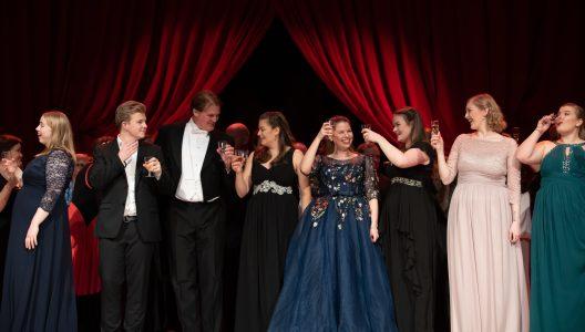 Åpning av Arctic Opera Festival