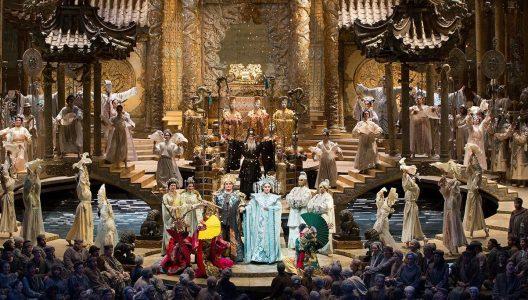 Opera fra The Met: TURANDOT av Puccini