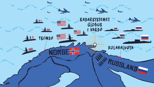 Debatt: Tromsø i skuddlinja mellom atomvåpenstormaktene