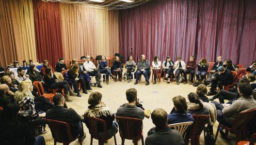 Dark Ecology and Arctic Encounters Forum