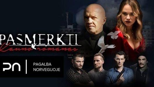 Litauisk film: PASMERKTI. KAUNO ROMANAS