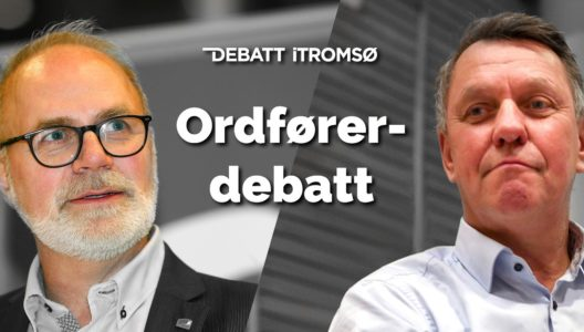Debatt iTromsø: Ordførerduell
